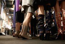 Asli Jackson - Backstage - Mercedes Benz Fashion Week Istanbul Fall/Winter 2015 / Asli Jackson - Backstage - Mercedes Benz Fashion Week Istanbul Fall/Winter 2015