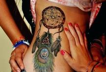 Tattoos  / by Sophie Deschambault