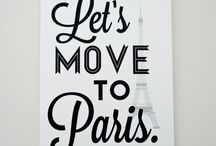 Let's move to PARIS!