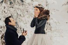 Wedding engagements