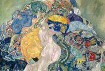 Gustav Klimt / Gustav Klimt (1862 – 1918) najwybitniejszy przedstawiciel austriackiej secesji