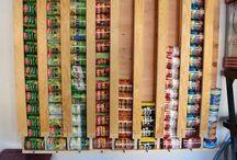 Кладовка хранение продуктов