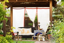 outdoor spaces / by Cynthia Chisholm