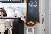 Kitchen decor / by Amy Barrett Perieda