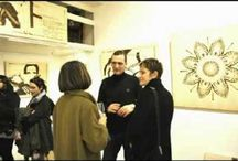 Pyrography/Art Exhibitions / Images and videos of selected exhibitions and events.