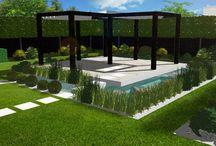 Architektura krajobrazu / projektowanie i zakładanie ogrodów http://www.ak-architekturakrajobrazu.pl/