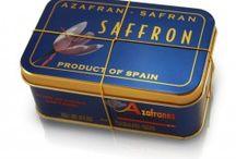 Nuestros productos/ Our products / Un toque de distinción en todos tus platos con nuestros azafranes.