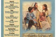 Primária Sud / Ideias para tempo de compartilhar, dia de atividades e fé em Deus
