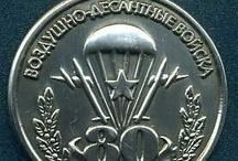 Parachutisten Medailles