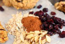 Breakfast cookie / Cranberry / peanut butter