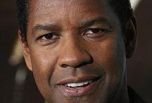"""Denzel Washington """" Acteur """" / Acteur réalisateur américain né à MOUTH VERNON en 1954."""