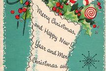 holidays // vintage christmas