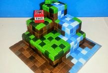 Minecraft Party / Are you planning a Minecraft party? I recently held one for my son and it was a big success, I've gathered together lots of inspiration for decoration, food, party bags, activities and more!