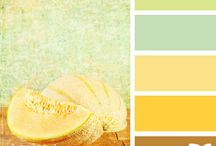 //color palettes and pretty patterns.