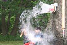 Summer party for teens