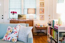 Home: Living Room / by kate sidora