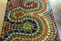 So Many Bottle Caps!!!