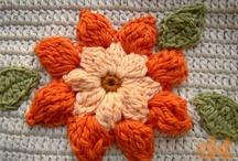 Crochet-flor