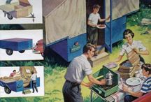 camping / by Leslie Mosier