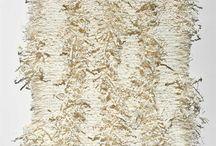 weaving and fiber art