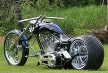 harley &bikes custom