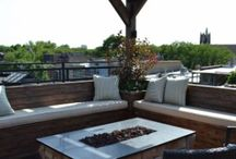 Outdoor Deck Spaces