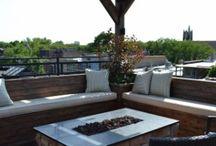 Outdoor Deck Spaces