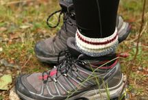 Hiking Shoes (Women's) / Selection of hiking boots