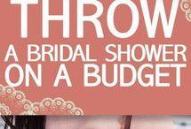 Bridal shower plans