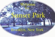 Sunset Park / A board dedicated to the Sunset Park Community in Brooklyn, New York / by Lenore Lowen