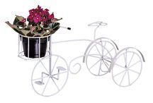 Decoração para Jardim / Valorize ainda mais o seu jardim com as nossas peças decorativas em ferro e cerâmica