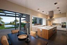 Kitchens and eating areas / by Roberto Portolese