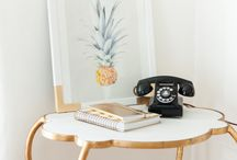 Stylish Living / Stylish updates for your home.