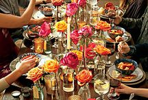 The Great Supper Club Trend / Supper Club nostalgia is all over, and we are inspired-so inspired that out next fundraising event in May is our very own supper club party! And YOU are invited! In the meantime, let's get inspired!