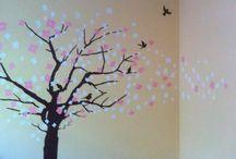 paredes decoradas / by Lorena Ossa