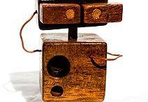 Artilugis de fusta