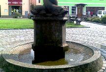 Kašny a fontány / Fotografie kašen a fontán v Evropě, pořízené na cestách a dovolených.