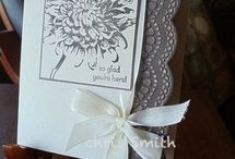Cards with Love and Charm