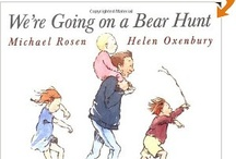 We're Going on a Bear Hunt! book ideas