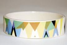 porcelain jewellery / by Maria  Jose Ruiz Garcia