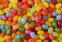 Snoepjes en suikerbonen