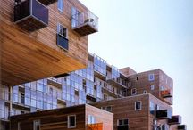 Architecture - Residential buildings