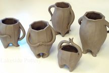 Ceramics...clay...pottery