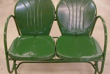 Vintage chair redo