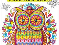 Coloring Books for Grown-Ups