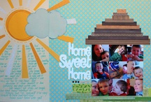 My Scrapbook Layouts