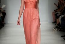 Wedding Colors: Peach and Navy I / by Sara