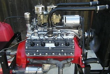Engines muscle cars