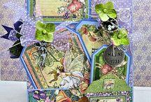 kaarten met fairie