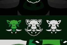 green kong